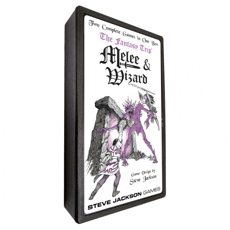 The Fantasy Trip: Melee & Wizard