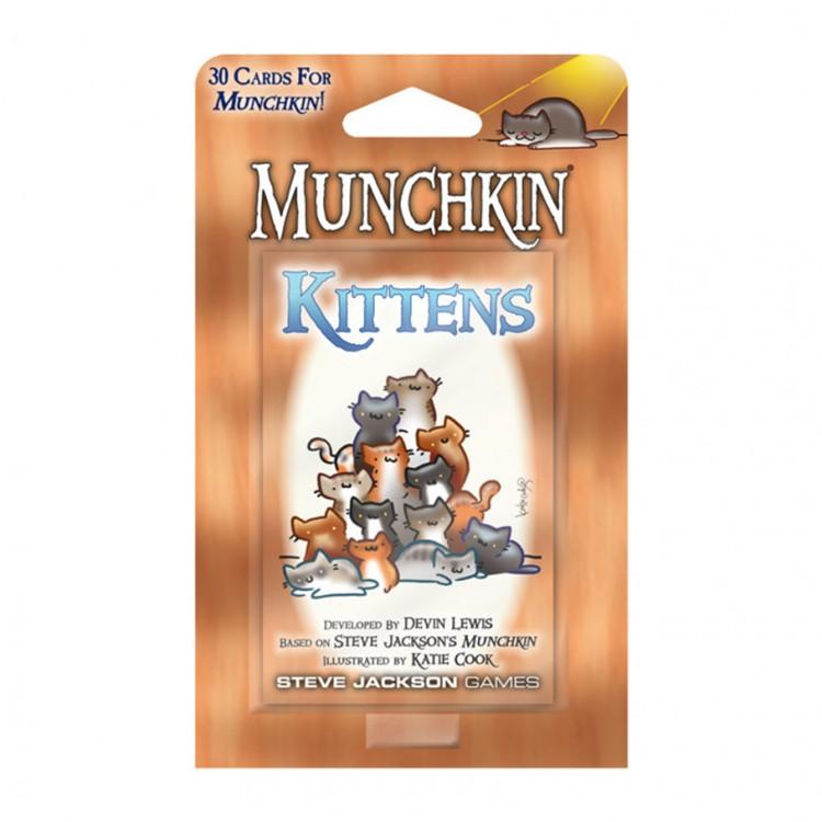 Munchkin: Kittens