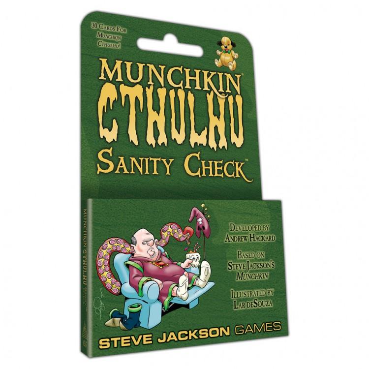 Munchkin: Cthulhu Sanity Check
