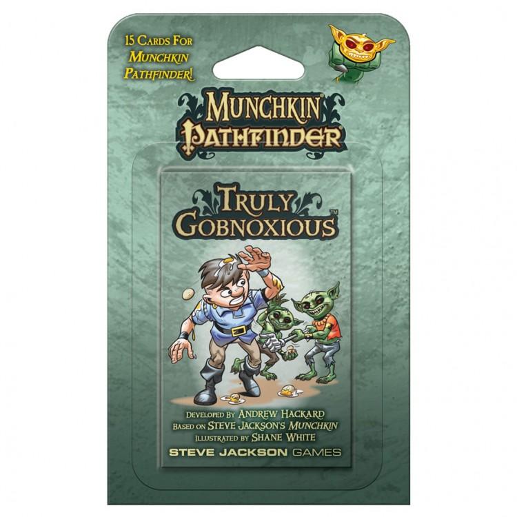 Munchkin Pathfinder: Truly Gobnoxious