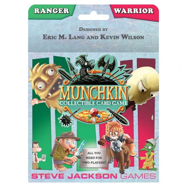 Munchkin CCG: Ranger Warrior Starter