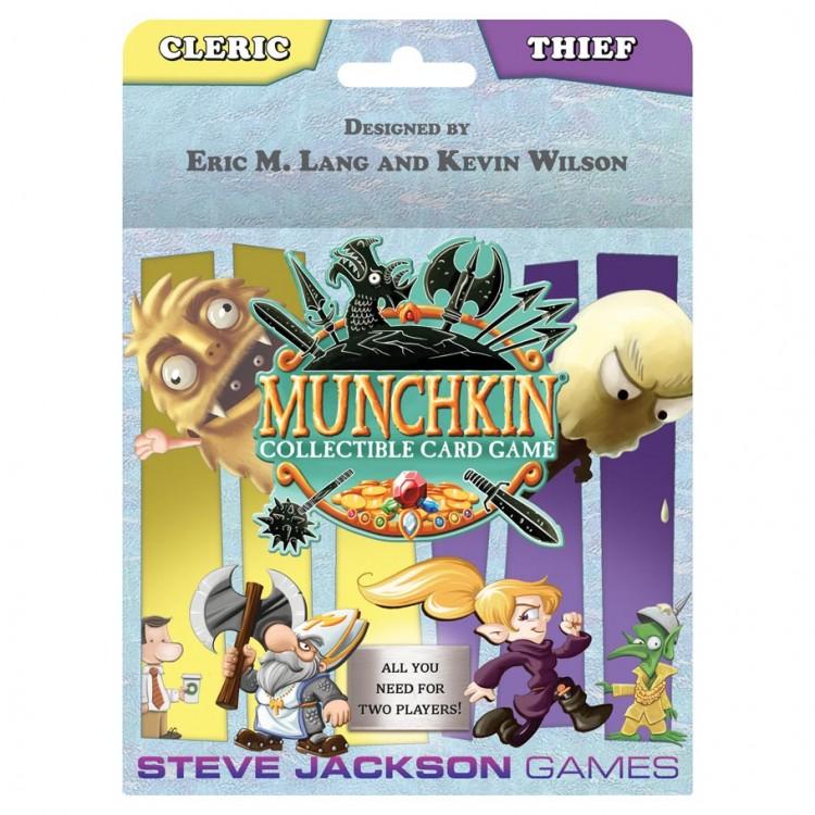 Munchkin CCG: Cleric Thief Starter