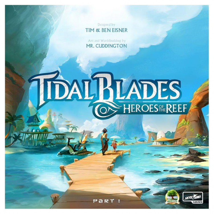 Tidal Blades: Angler's Cove Exp.