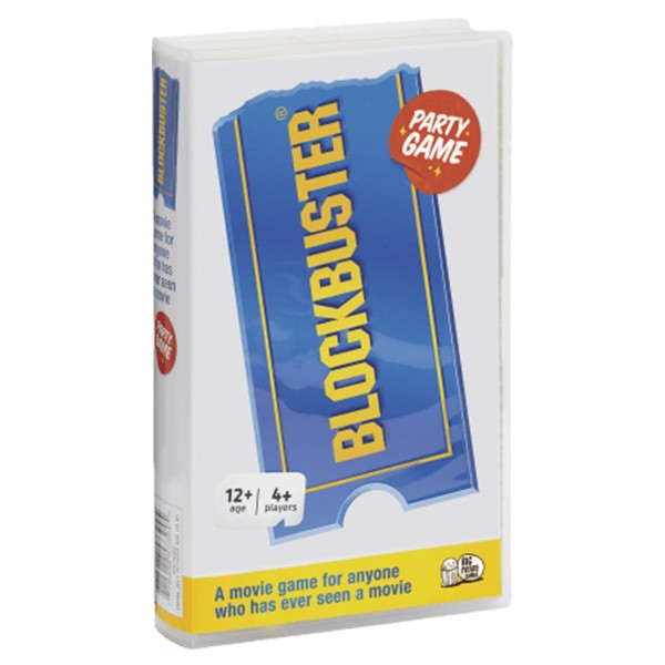 The Blockbuster Game