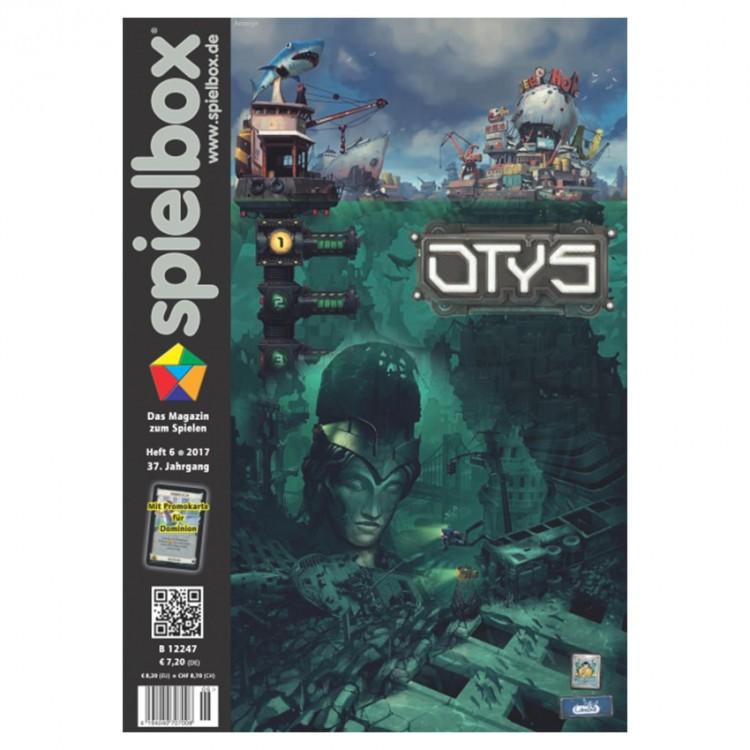 Spielbox Magazine, Issue #6 2017 Eng Ed