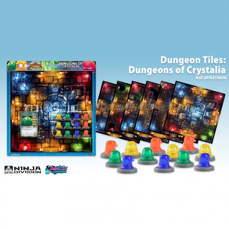 SDE:Dungeon Tiles: Dungeons of Crystalia