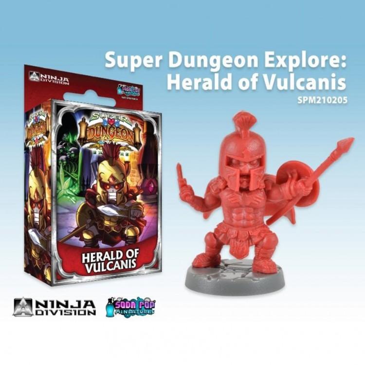 SDE: Herald of Vulcanis