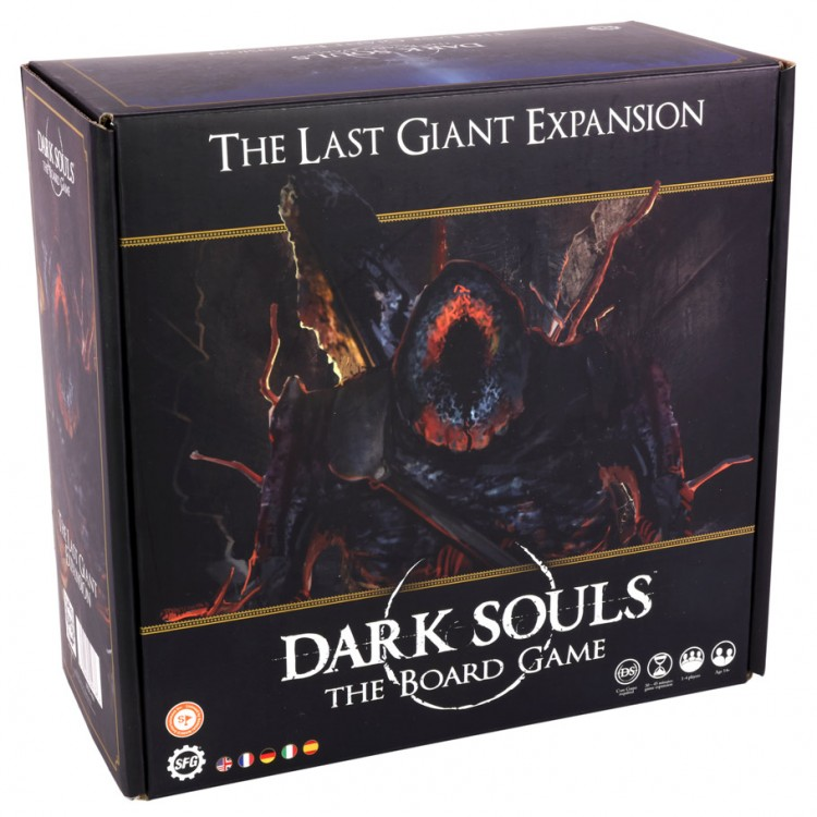 Dark Souls: Last Giant Expansion