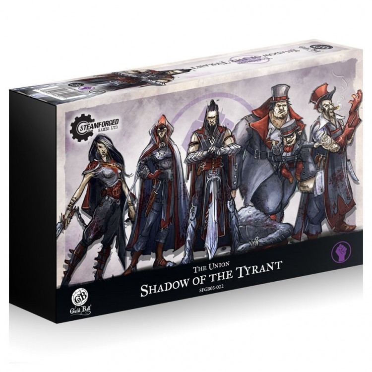 GB: Union: Shadow of the Tyrant S3
