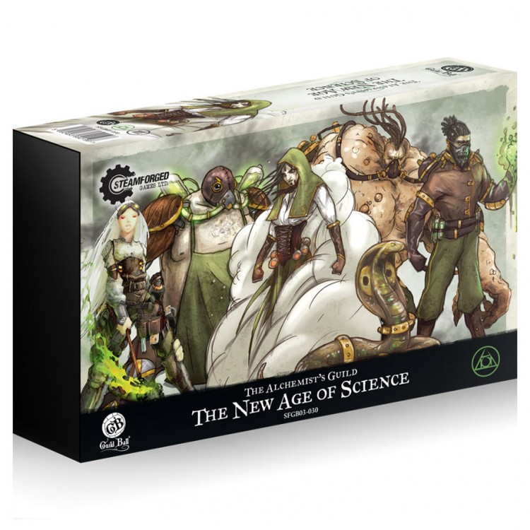 GB: Alchemist: The New Age of Science