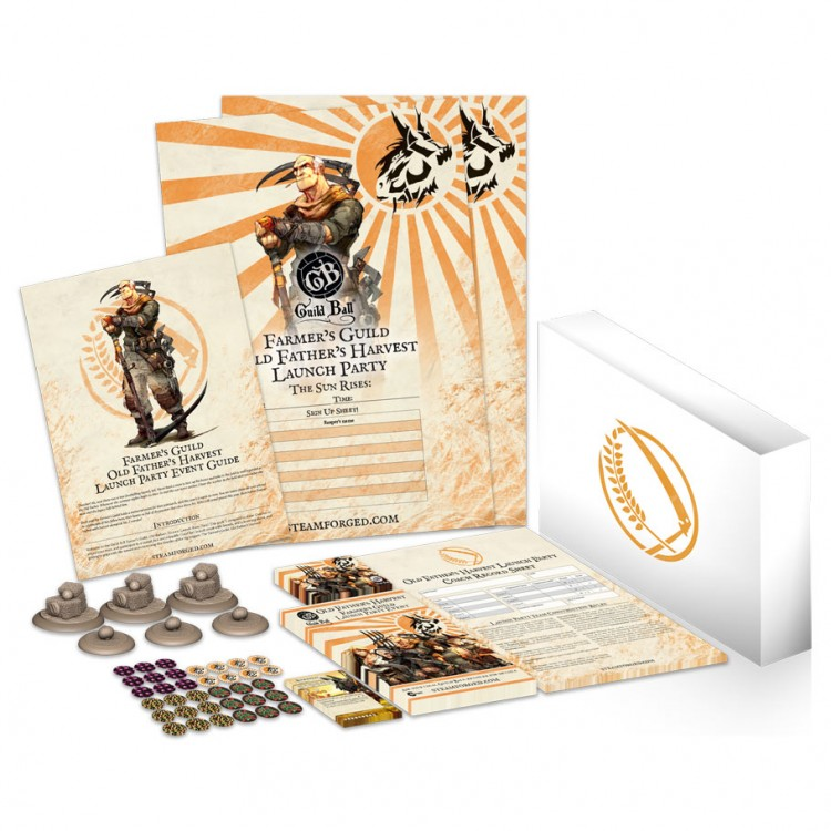 GB: Farmers Launch Pack: Old Fthrs Hrvst