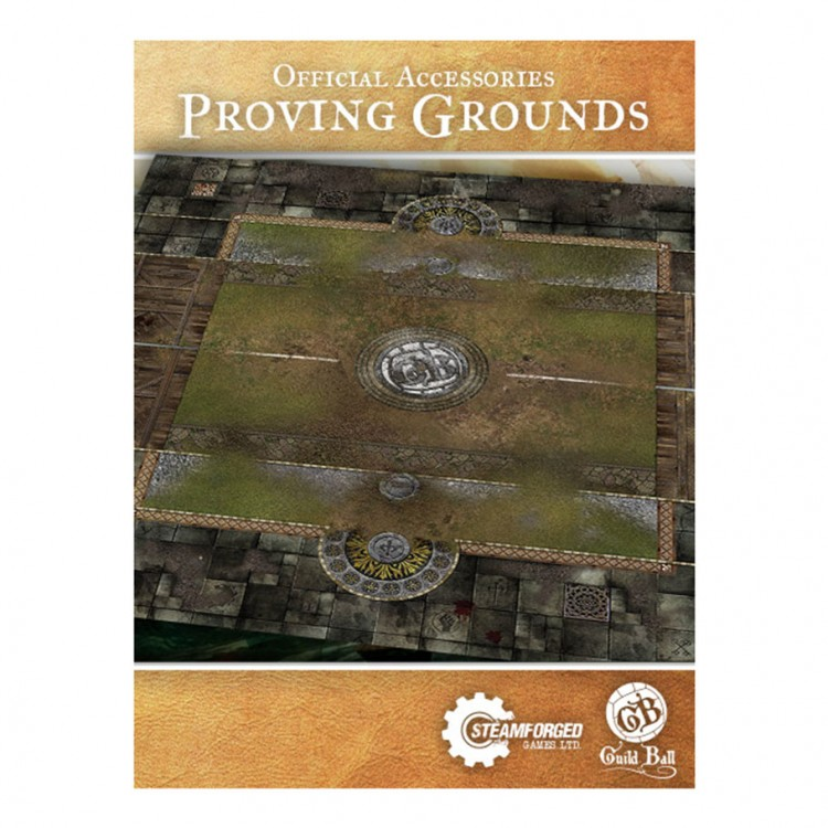 GB: Play Mat: Proving Grounds