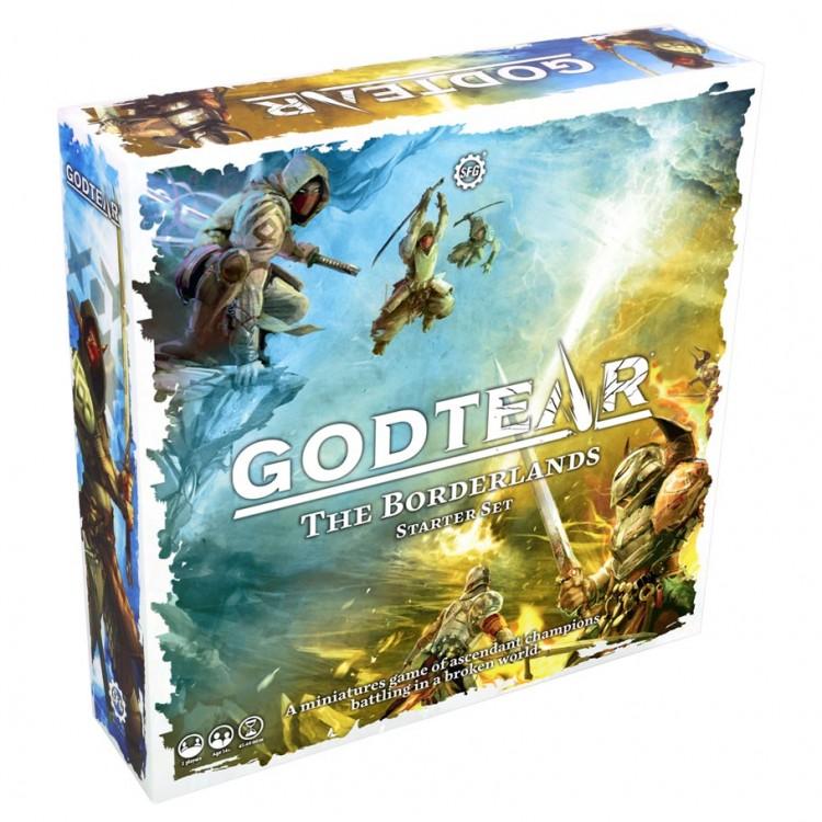 Godtear: Borderlands Starter Set