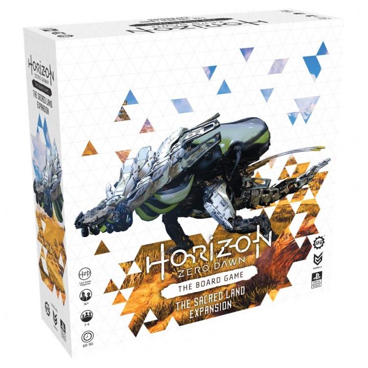 Horizon Zero Dawn: The Sacred Land Exp