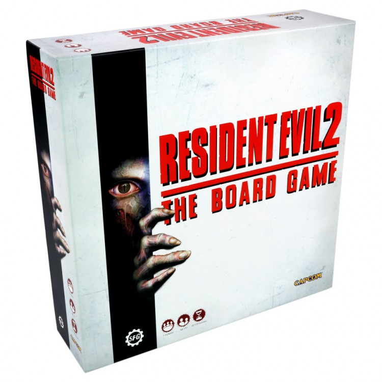 RE2: Resident Evil 2 The Board Game