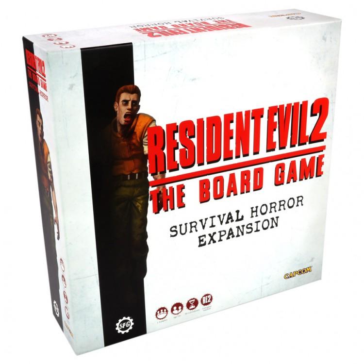 RE2: Survival Horror Expansion
