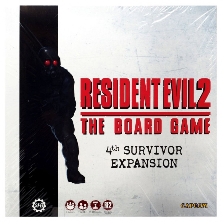 RE2: 4th Survivor Expansion