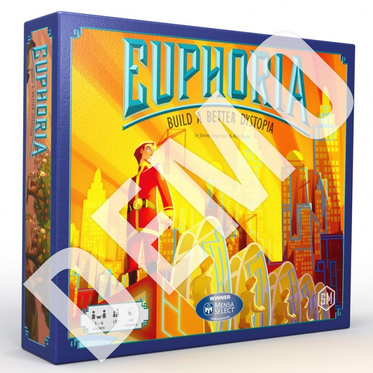 Euphoria: Build a Better Dystopia DEMO