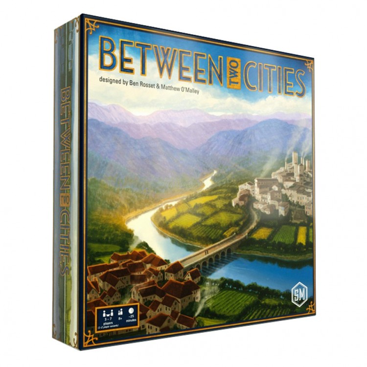 Between Two Cities DEMO