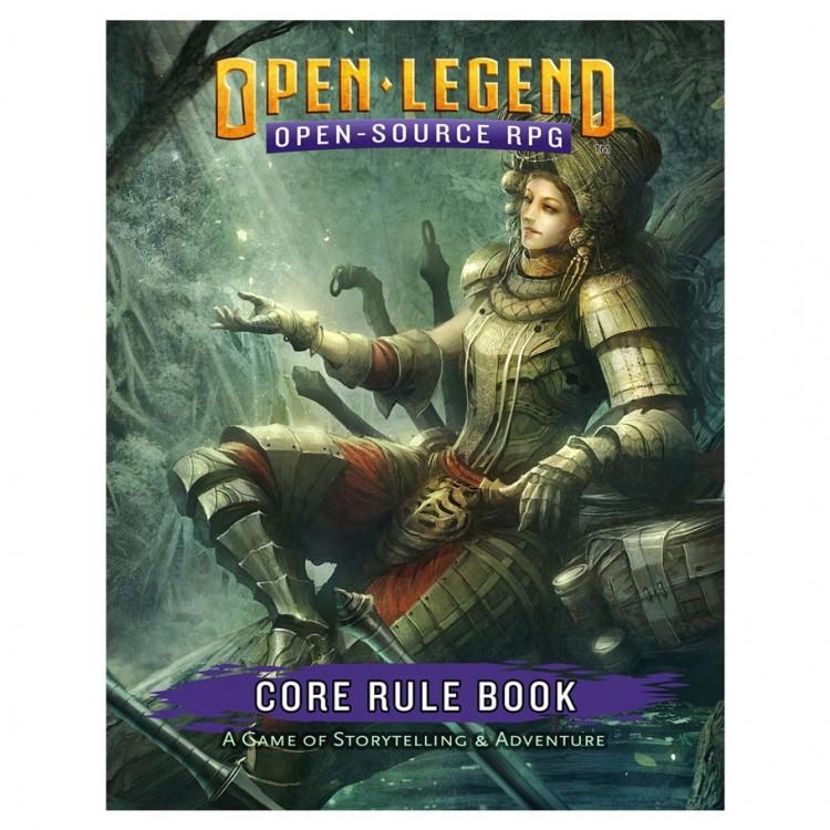 Open Legend: Core Rule Book