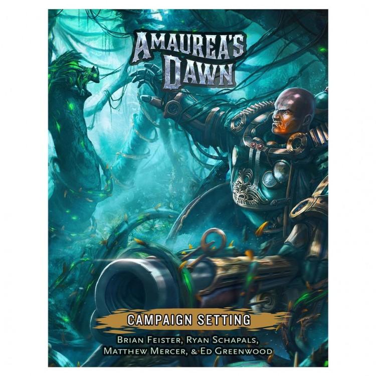 Amaurea's Dawn: Campaign Setting