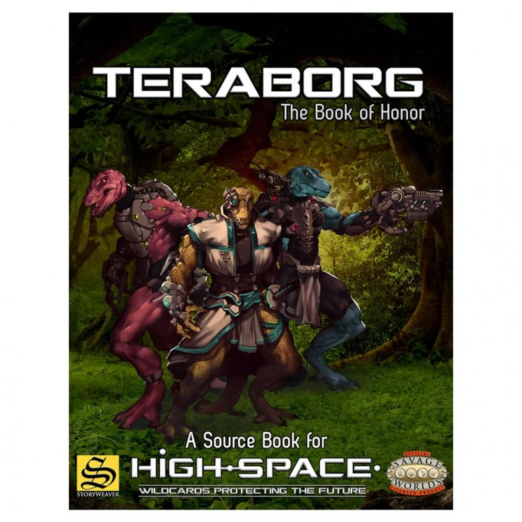 High-Space: Teraborg: Book of Honor (SW)