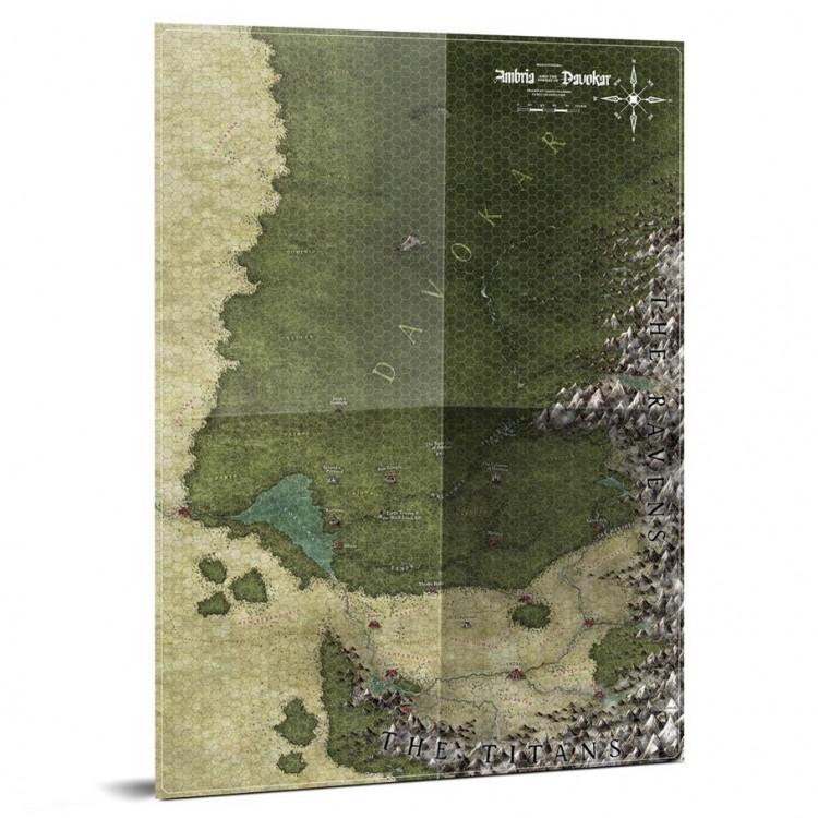 Symbaroum & Davokar Hex Map
