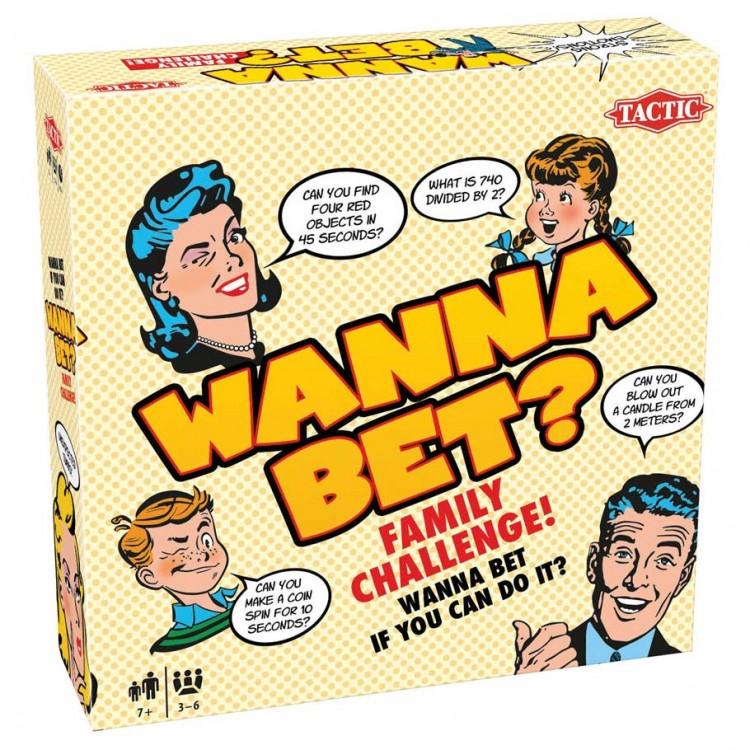Wanna Bet?