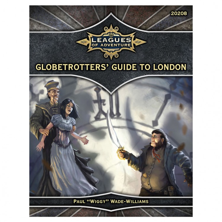 Ubiquity: Globetrotters' Guide to London