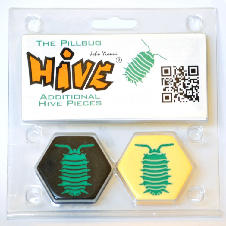 Hive: The Pillbug Exp