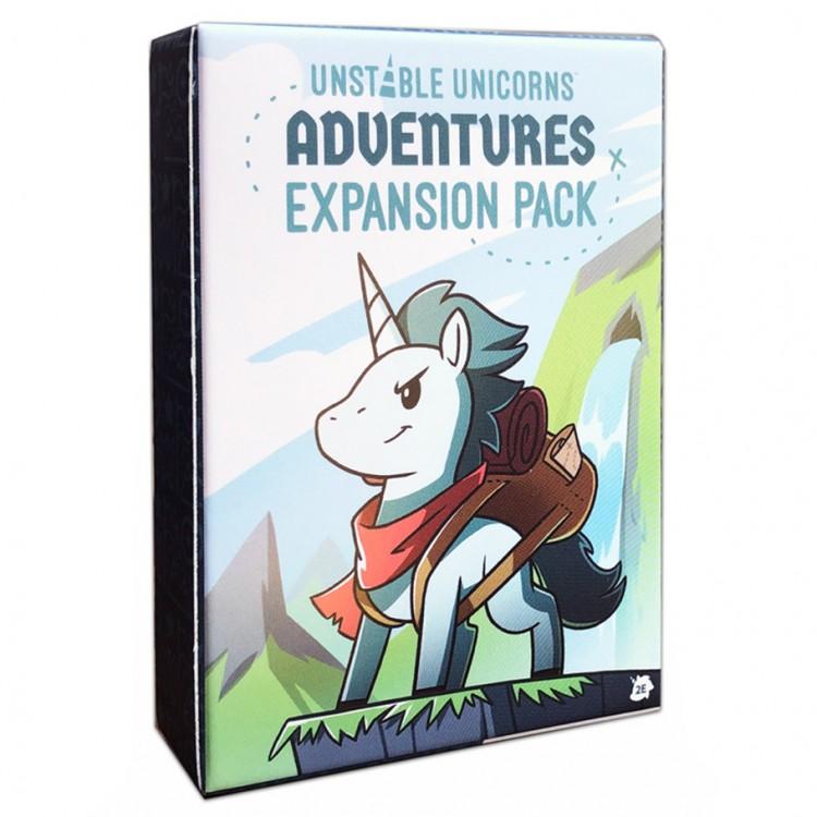 Unstable Unicorns: Adventures Exp