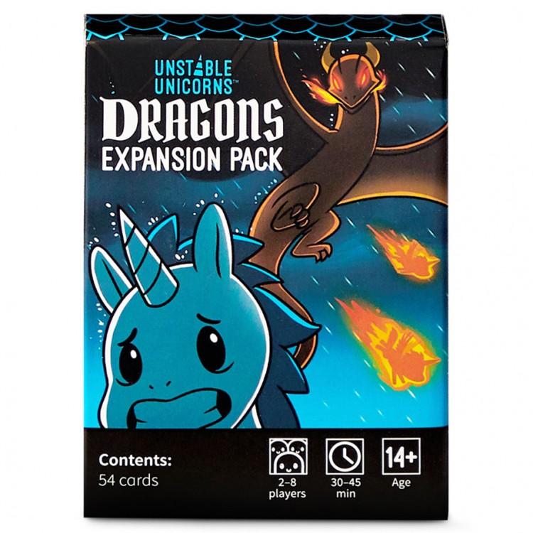 Unstable Unicorns: Dragons Expansion