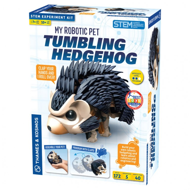 Tumbling Hedgehog