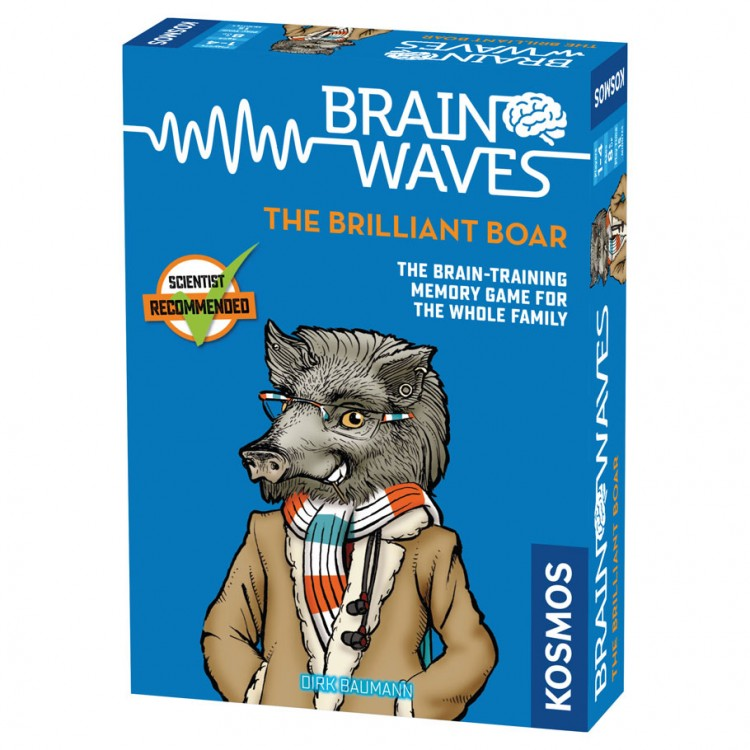 Brainwaves: The Brilliant Boar