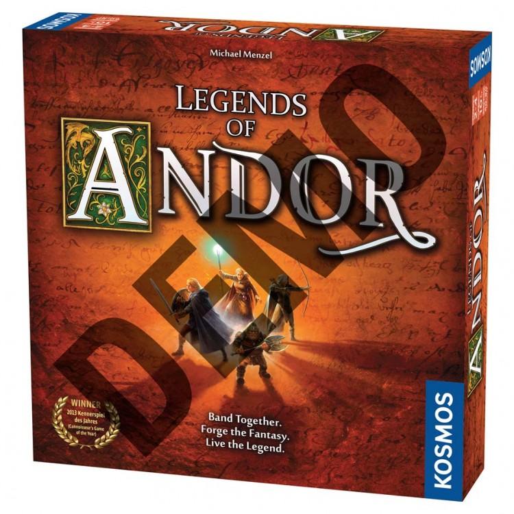 Legends of Andor Demo