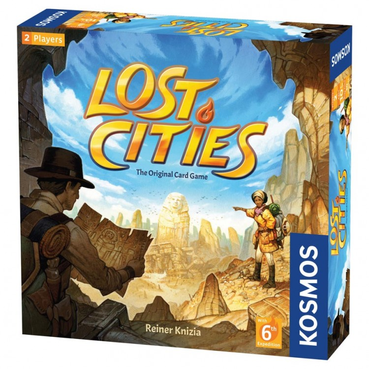 Lost Cities CG with 6th Expedition