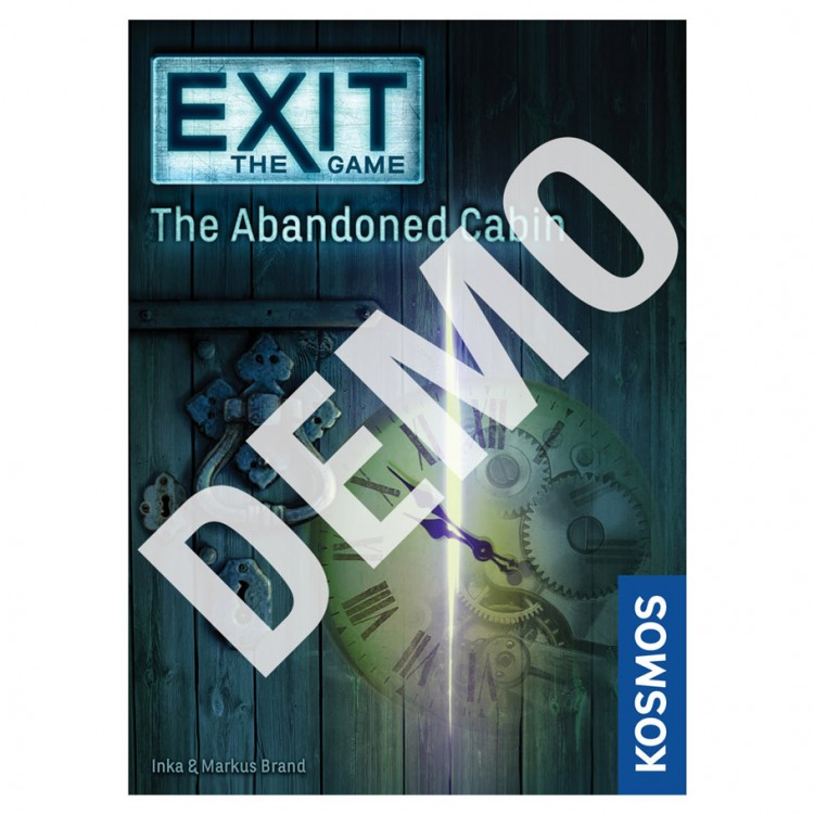 Exit: The Abandoned Cabin Demo