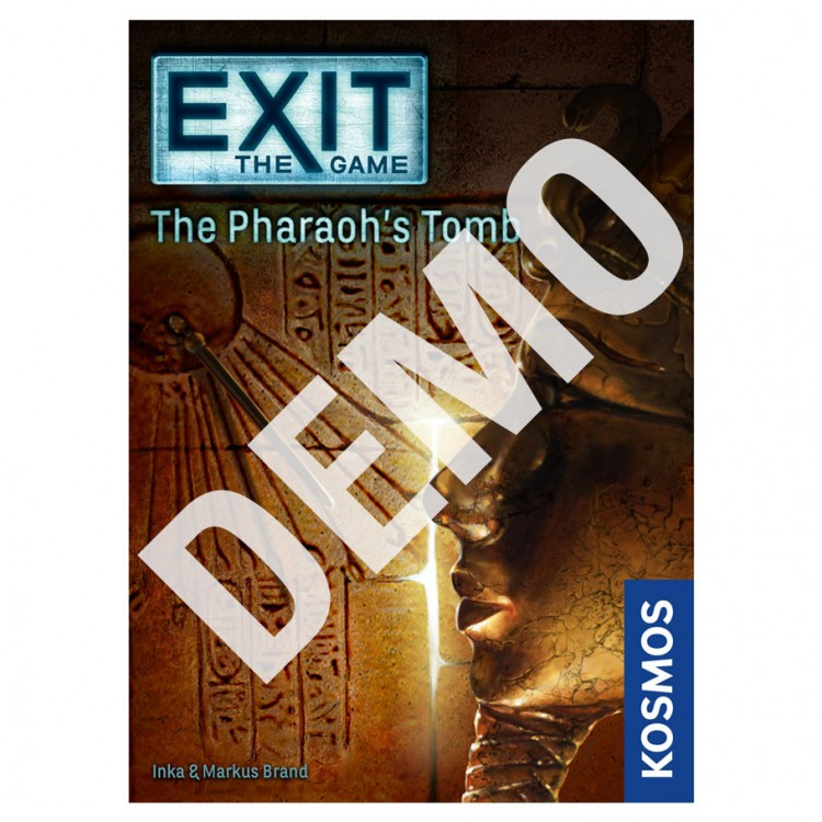 Exit: The Pharaoh's Tomb Demo
