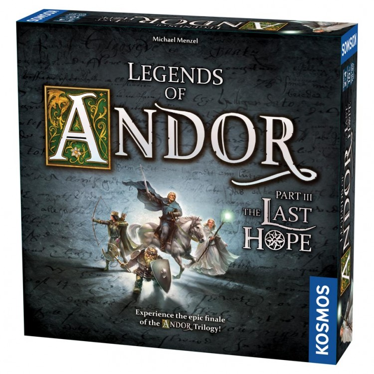Legends of Andor Part III: The Last Hope