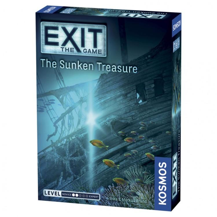 EXIT: The Sunken Treasure