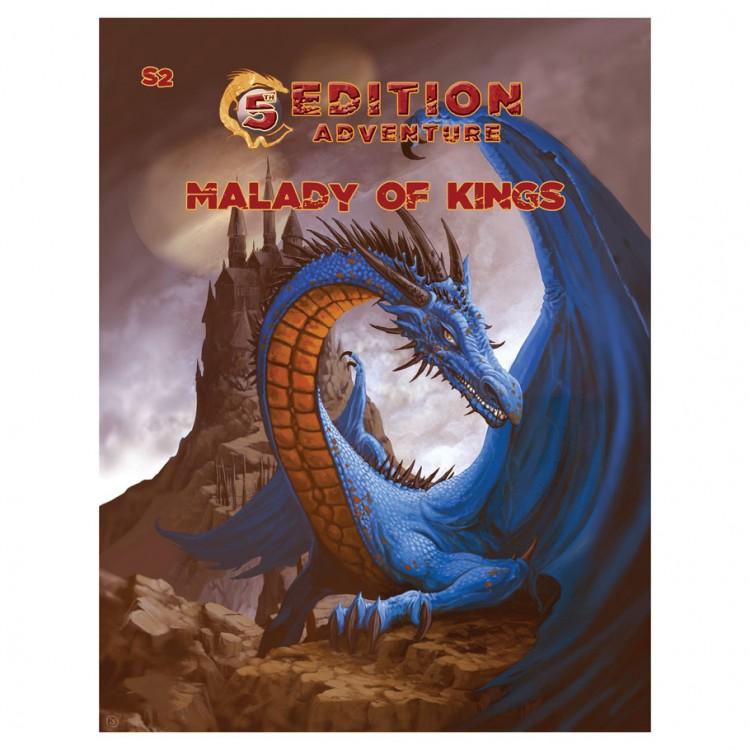 5E: Adv.: S2 The Malady of Kings