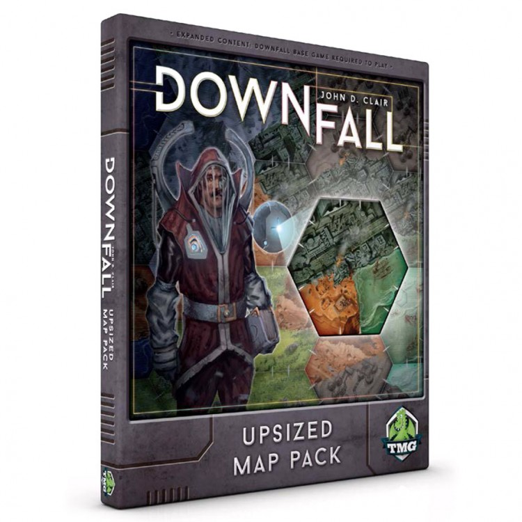 Downfall: Upsized Map Pk