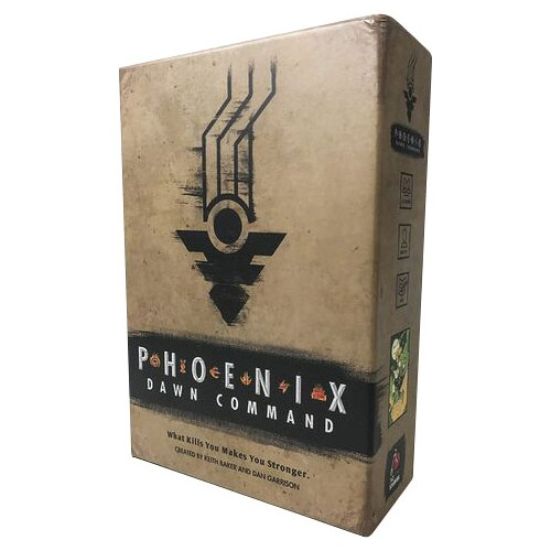 Phoenix: Dawn Command RPG
