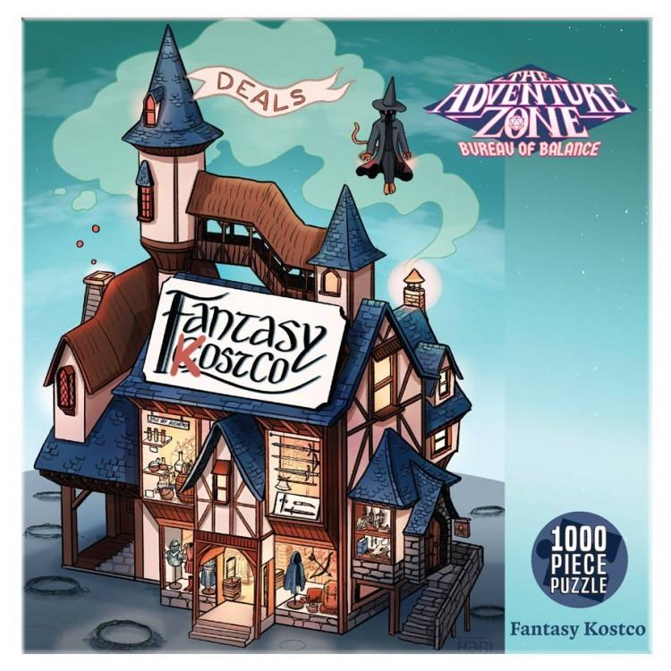 Puzzle: The Adventure Zone: KostCo