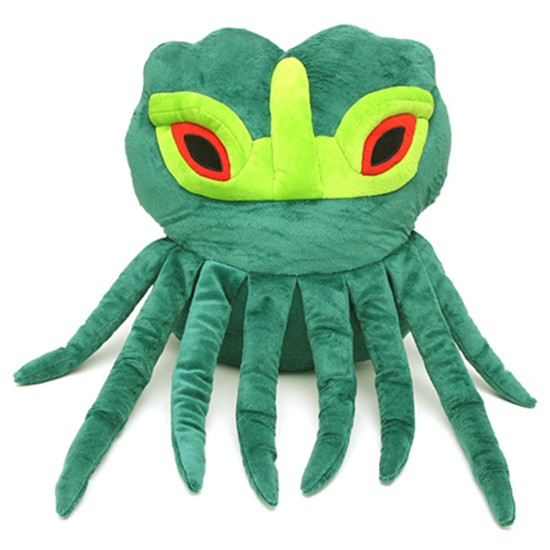Cthulhu Plush Pillow