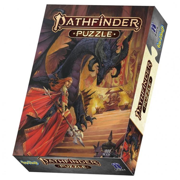 Puzzle: Pathfinder: Core Rulebook 1000pc