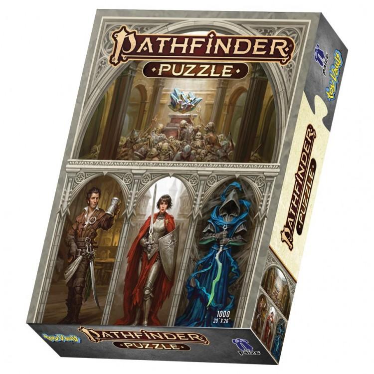 Puzzle: Pathfinder: Gods & Magic 1000pc