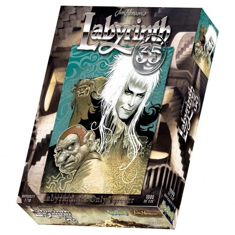 Puzzle: Labyrinth: ItsOnlyFrevr 1000 pcs
