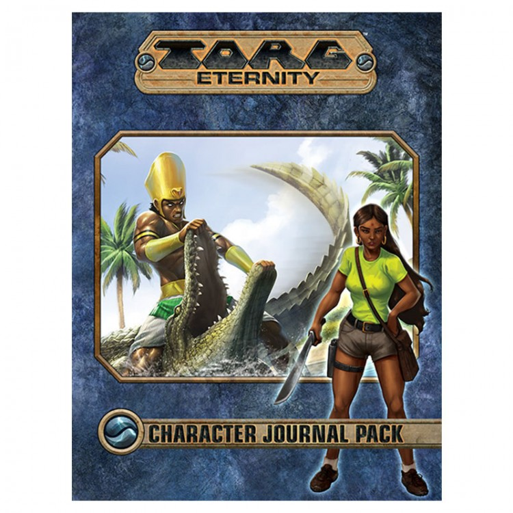 TORG: Character Journal Pack