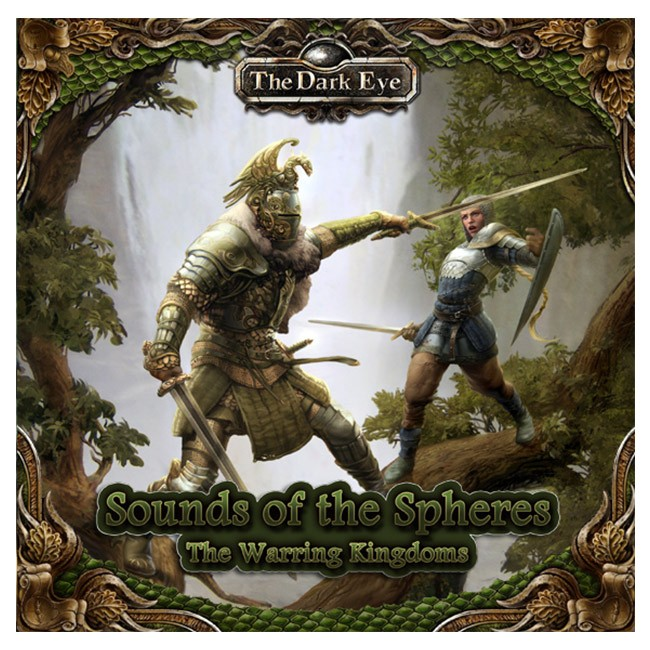TDE: Sounds of the Spheres: Adventure CD